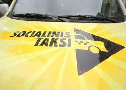 socialinis taxi