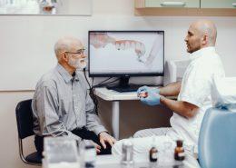 dantų protezai