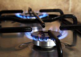 dujų baliono atsisakymas
