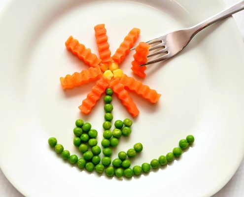 daržovių nauda