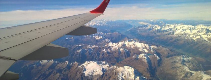 skrydžio baimė