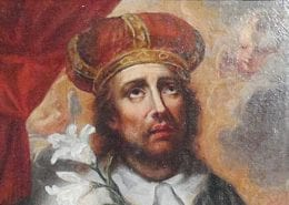 Šv Kazimiero paveikslas