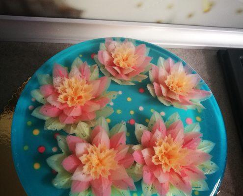 3D želė tortai