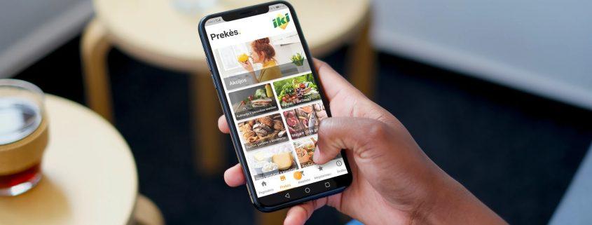 maistas internetu