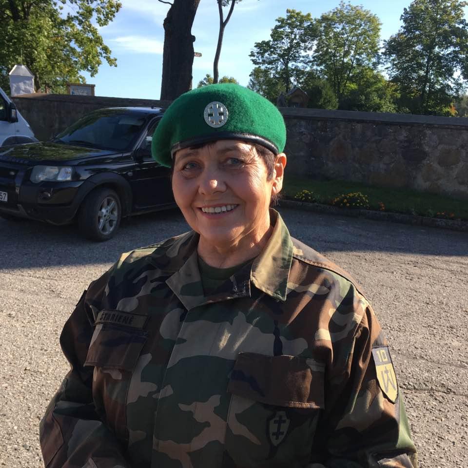 Irutė Štarienė